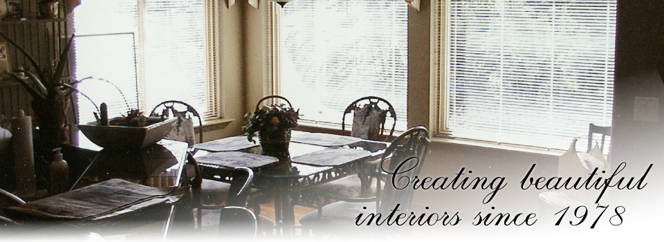 Creating Beautiful Interiors Since 1978