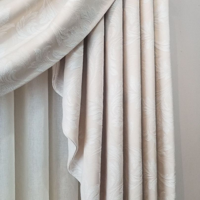 Spring Crest drapery, Spring Pleat Drapery, Spring Crest Jabots, Spring Crest Cascades , Top Treatments, Swag Valances, Valances